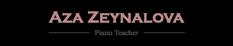Aza Zeynalova